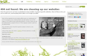 http://v2.nl/lab/blog/404-not-found-we-are-cleaning-up-our-websites