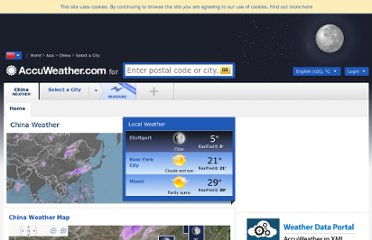 http://www.accuweather.com/en/cn/china-weather