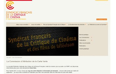 http://www.semainedelacritique.com/syndicat2010/carteverte.html