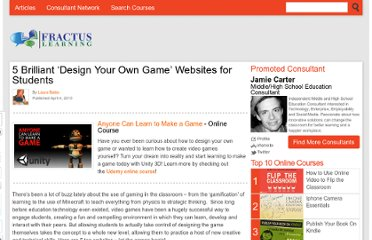 http://www.fractuslearning.com/2013/04/04/design-your-own-game/