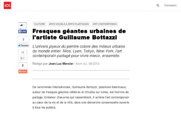 http://suite101.fr/article/fresques-geantes-urbaines-de-lartiste-guillaume-bottazzi-a30669#axzz2OrEGj6KZ