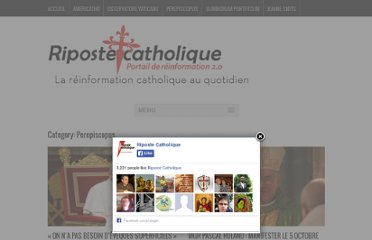 http://www.riposte-catholique.fr/categories/perepiscopus#.UV4CtdGI70M