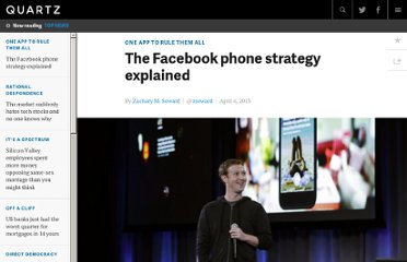 http://qz.com/70955/the-facebook-phone-strategy-explained/