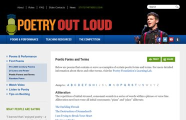 http://www.poetryoutloud.org/poems-and-performance/poetic-forms-and-terms