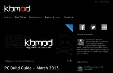 http://www.kbmod.com/2013/03/pc-build-guide-march-2013/