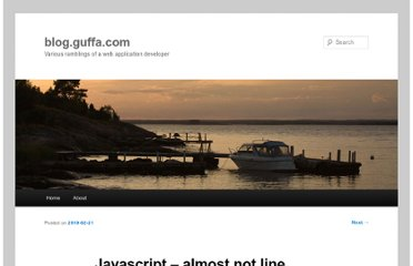 http://blog.guffa.com/2010/02/javascript-almost-not-line-based/