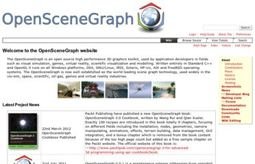 http://www.openscenegraph.org/projects/osg