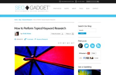 http://seogadget.com/how-to-perform-topical-keyword-research/