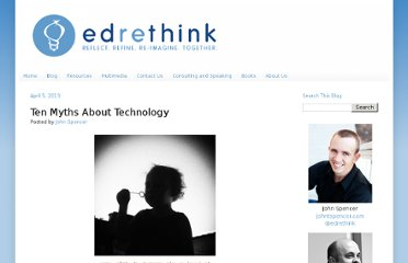 http://www.educationrethink.com/2013/04/ten-myths-about-technology.html
