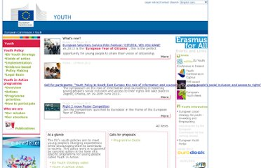 http://ec.europa.eu/youth/index_en.htm