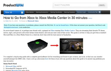 http://www.productwiki.com/microsoft-xbox/article/how-to-go-from-xbox-to-xbox-media-center-in-30-minutes.html