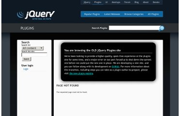 http://plugins.jquery.com/project/address