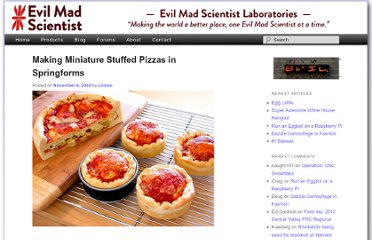 http://www.evilmadscientist.com/article.php/StuffedPizza
