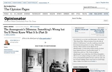 http://opinionator.blogs.nytimes.com/2010/06/22/the-anosognosics-dilemma-somethings-wrong-but-youll-never-know-what-it-is-part-3/