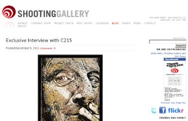 http://www.shootinggallerysf.com/blog/2011/12/exclusive-interview-with-c215/