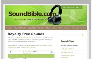 http://soundbible.com/royalty-free-sounds-144.html