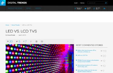 http://www.digitaltrends.com/home-theater/led-vs-lcd-tvs/