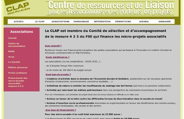 http://www.clapmp.com/associations/financement?id=85