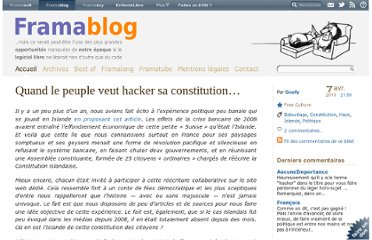 http://www.framablog.org/index.php/post/2013/04/07/Quand-le-peuple-veut-hacker-sa-constitution