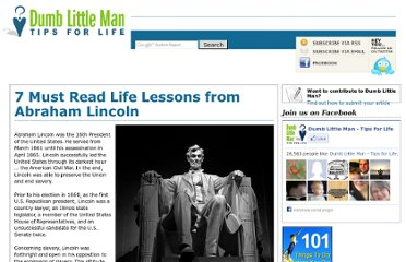 http://www.dumblittleman.com/2010/05/7-must-read-life-lessons-from-abraham.html