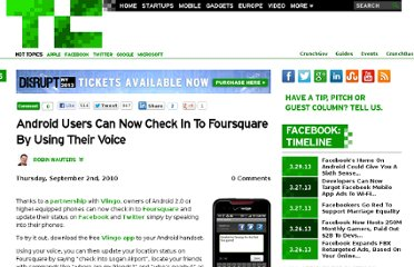 http://techcrunch.com/2010/09/02/vlingo-foursquare/