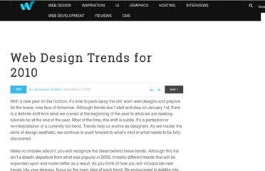 http://webdesignledger.com/tips/web-design-trends-for-2010