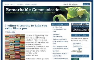 http://www.remarkable-communication.com/5-editors-secrets-to-help-you-write-like-a-pro/