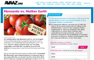 http://www.avaaz.org/en/monsanto_vs_mother_earth_loc/