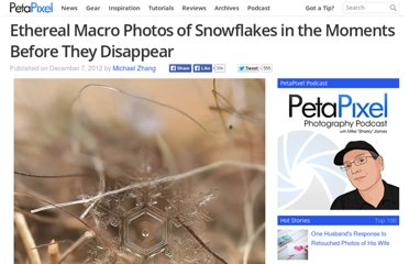 http://petapixel.com/2012/12/07/ethereal-macro-photos-of-snowflakes-in-the-moments-before-they-disappear/