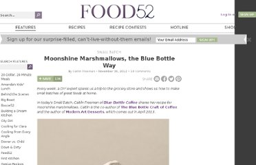http://food52.com/blog/5119-moonshine-marshmallows-the-blue-bottle-way