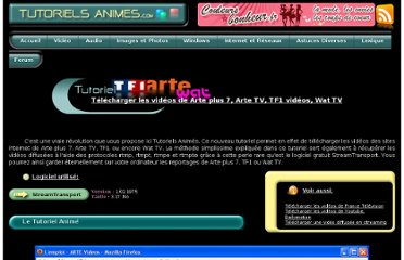 http://www.tutoriels-animes.com/telecharger-videos-arte-plus-7-tf1-wat-tv.html