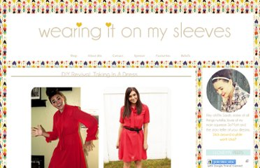 http://www.wearingitonmysleeves.com/2011/09/diy-revival-taking-in-dress.html