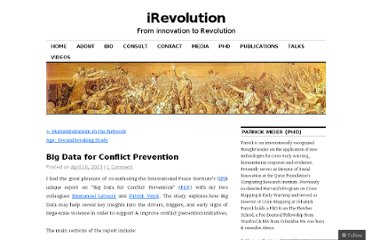 http://irevolution.net/2013/04/10/big-data-conflict-prevention/