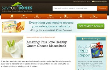http://saveourbones.com/amazing-bone-healthy-cream-cheese-makes-itself/