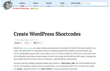 http://davidwalsh.name/wordpress-shortcodes