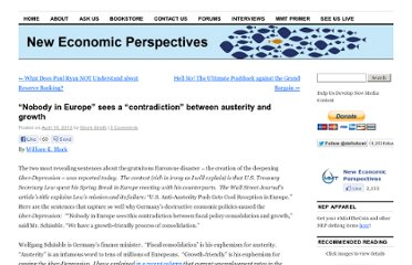 http://neweconomicperspectives.org/2013/04/nobody-in-europe-sees-a-contradiction-between-austerity-and-growth.html