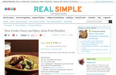 http://www.realsimple.com/food-recipes/browse-all-recipes/sweet-spicy-asian-pork-shoulder-00000000028082/index.html
