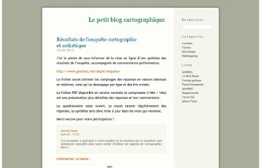 http://www.geotests.net/blog/article/resultats-de-l-enquete-cartographie-et-esthetique