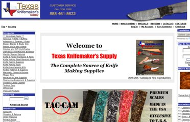 http://www.texasknife.com/vcom/index.php