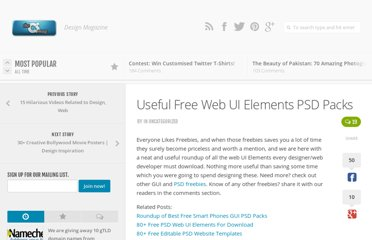 http://www.chethstudios.net/2010/08/useful-free-web-ui-elements-psd-packs.html