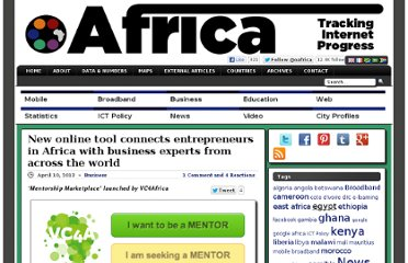 http://www.oafrica.com/business/new-online-tool-connects-entrepreneurs-in-africa-with-business-experts-from-across-the-world/