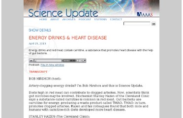 http://www.scienceupdate.com/2013/04/heart/