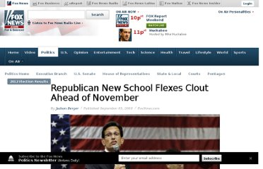 http://www.foxnews.com/politics/2010/09/05/republican-new-school-flexes-clout-ahead-november/