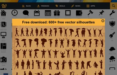 http://www.webdesignerdepot.com/2010/07/200-exclusive-free-icons-reflection/