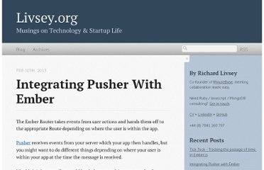 http://livsey.org/blog/2013/02/10/integrating-pusher-with-ember/