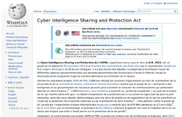 http://fr.wikipedia.org/wiki/Cyber_Intelligence_Sharing_and_Protection_Act
