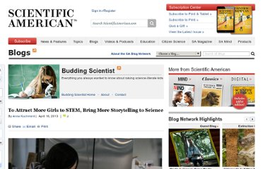 http://blogs.scientificamerican.com/budding-scientist/2013/04/16/to-attract-more-girls-to-stem-bring-storytelling-to-science/