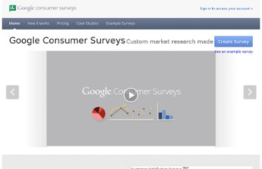 https://www.google.com/insights/consumersurveys/