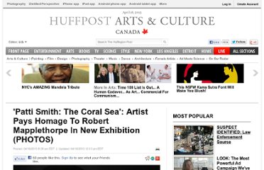 http://www.huffingtonpost.com/2013/04/18/patti-smith-the-coral-sea-contemporary-arts-center-photography_n_3102660.html