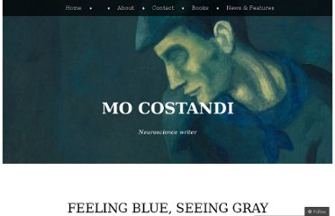 http://neurophilosophy.wordpress.com/2010/07/22/feeling-blue-seeing-gray/